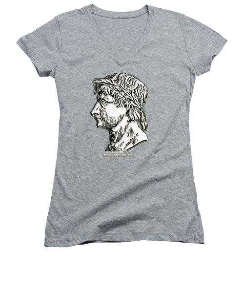 Ovid Women's V-Neck T-Shirt