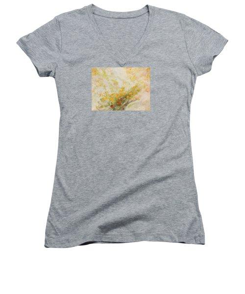 Paroles Douce Women's V-Neck T-Shirt