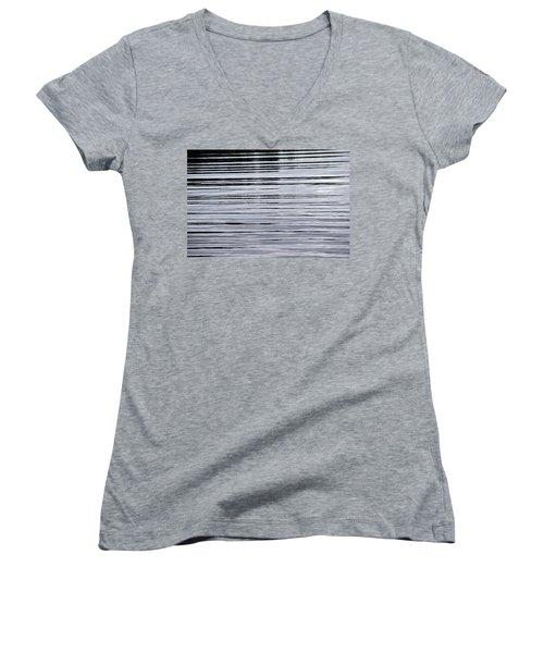 Parramatta River No. 176-1 Women's V-Neck T-Shirt
