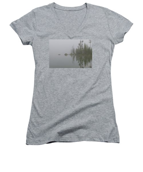 Part Of The Mystery Women's V-Neck T-Shirt