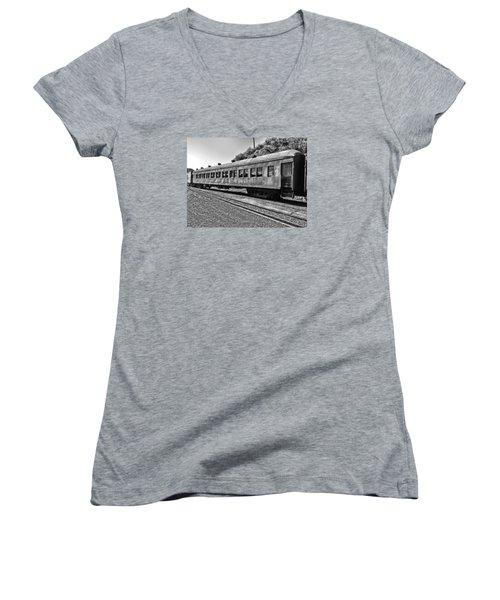Passenger Ready Women's V-Neck T-Shirt