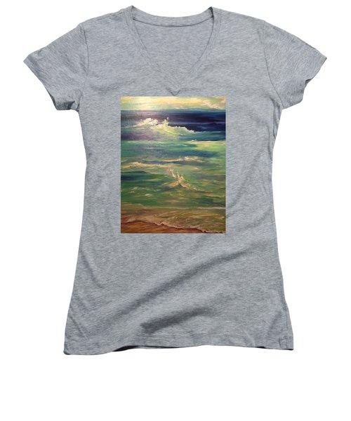 Passion Women's V-Neck T-Shirt
