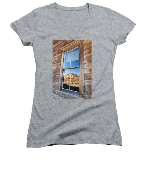 Past Reflections Women's V-Neck