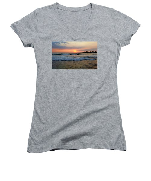 Peaceful Dreams Women's V-Neck