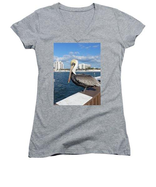 Pelican -florida Women's V-Neck