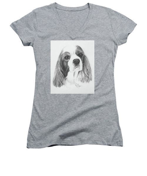 Penny For Your Thoughts Women's V-Neck T-Shirt