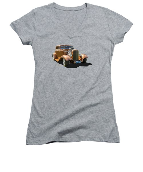 Perfect 32 Women's V-Neck T-Shirt