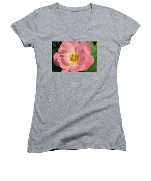 Perfectly Pink Women's V-Neck