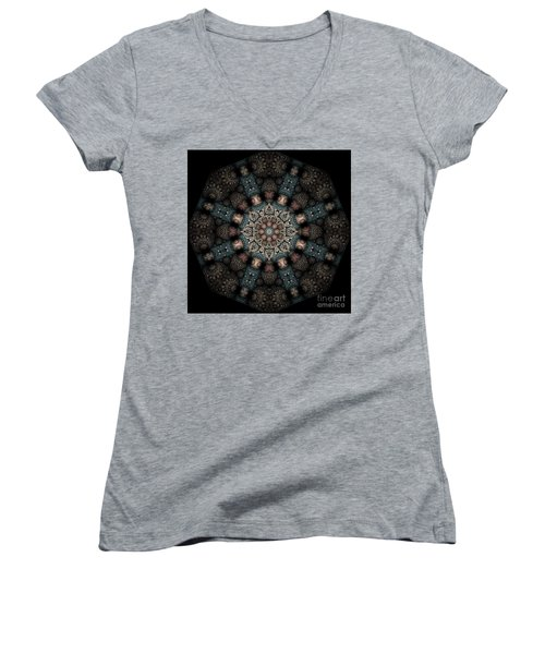 Persnickety Palpitations Of Magnificent Malformations Women's V-Neck
