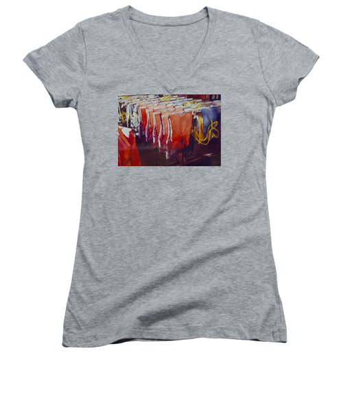 Personal Flotation #1 Women's V-Neck