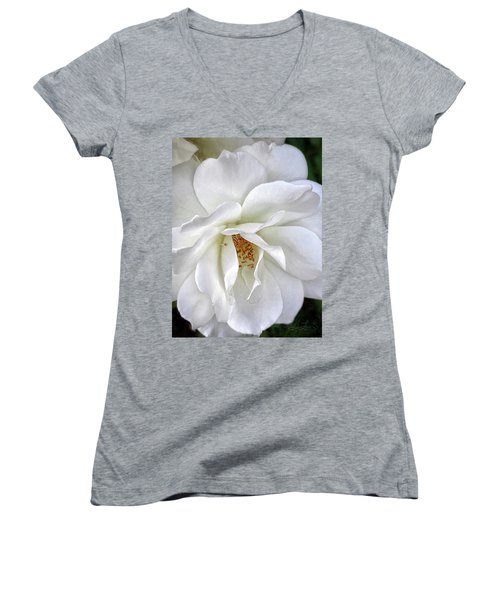 Petal Envy Women's V-Neck