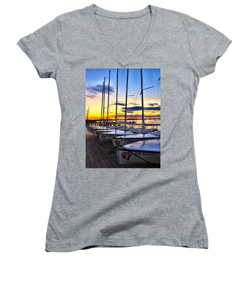 Pick Me, Pick Me Women's V-Neck T-Shirt