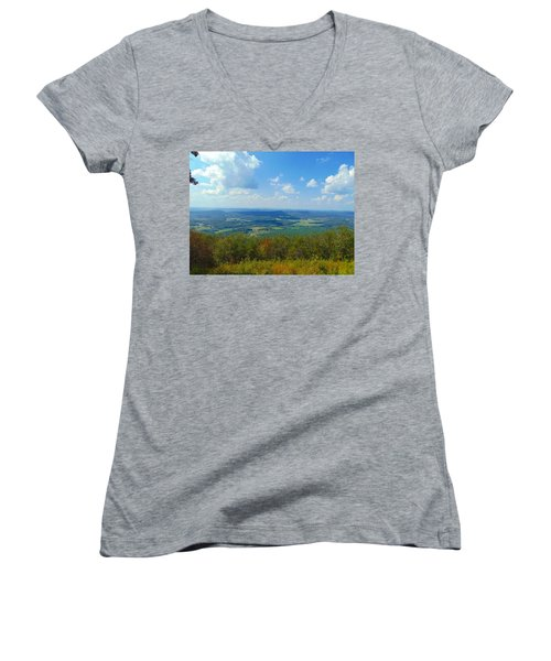 Pinhoti Trail Views Women's V-Neck