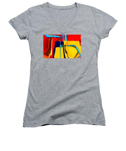 Pipe Dream Women's V-Neck T-Shirt