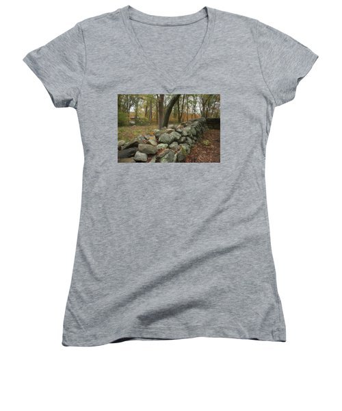 Place For A Hero Women's V-Neck