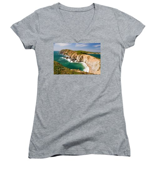 Point Reyes National Seashore Women's V-Neck