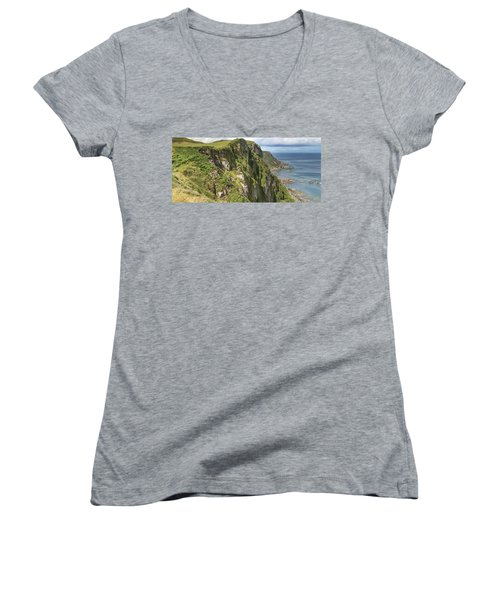 Portkill Cliffs Women's V-Neck