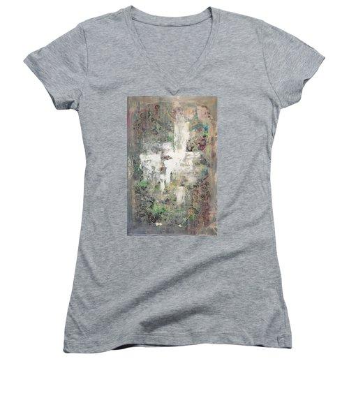 Preemptive Strike Women's V-Neck T-Shirt