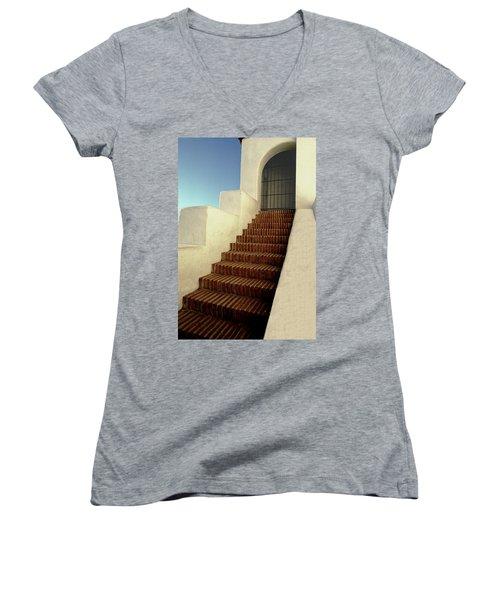 Presidio Women's V-Neck T-Shirt