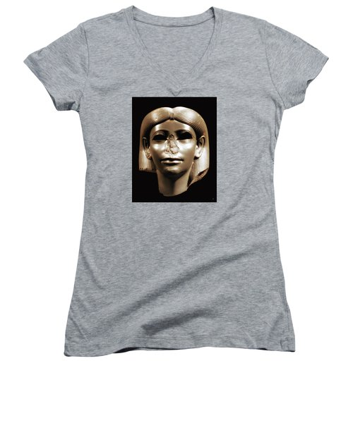 Princess Sphinx Women's V-Neck