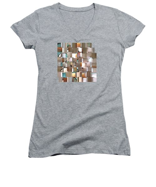 Prism 2 Women's V-Neck T-Shirt