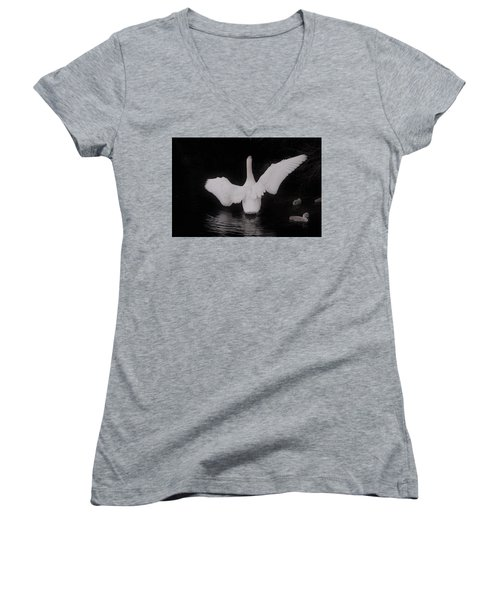Protective Wings Women's V-Neck