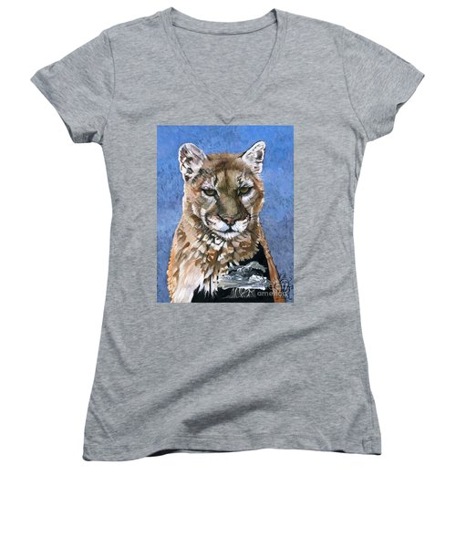 Puma - The Hunter Women's V-Neck