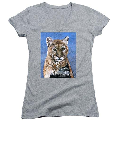 Puma - The Hunter Women's V-Neck