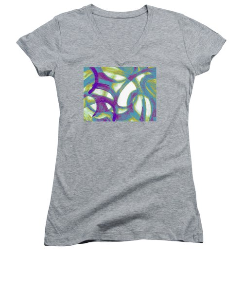 Purple Soul Women's V-Neck