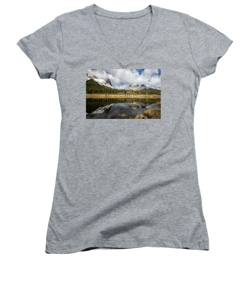 Quarry Lake Women's V-Neck T-Shirt