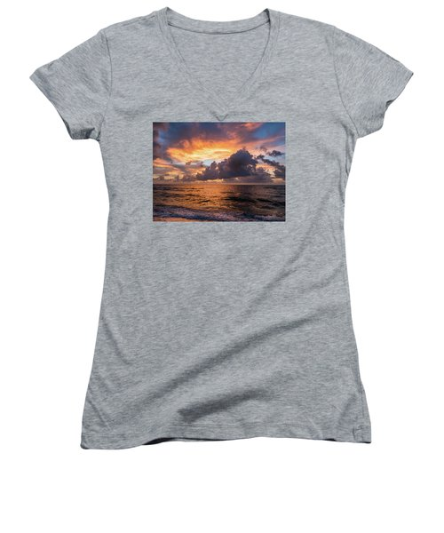 Quiet Beauty Women's V-Neck