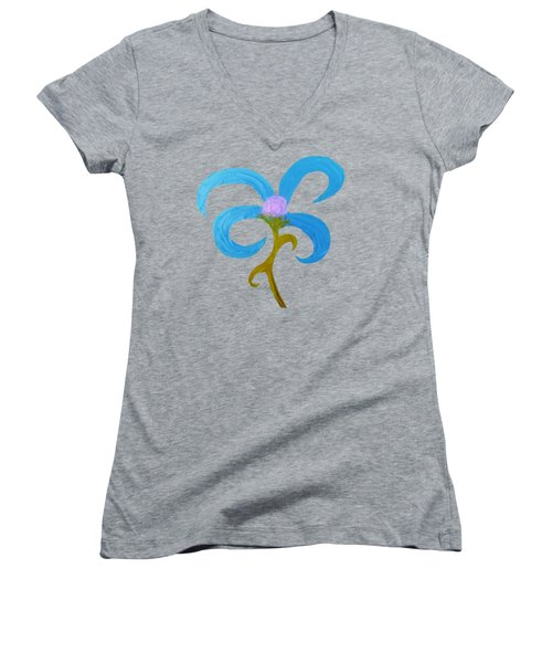 Quirky 2 Women's V-Neck