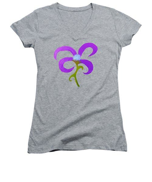 Quirky 3 Women's V-Neck