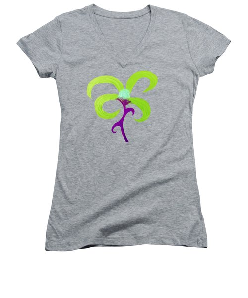 Quirky 4 Women's V-Neck