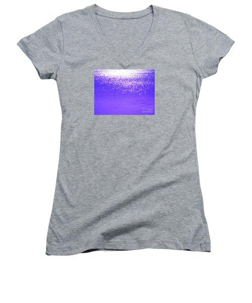 Radiance Women's V-Neck T-Shirt