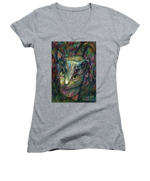 Ramona Women's V-Neck T-Shirt