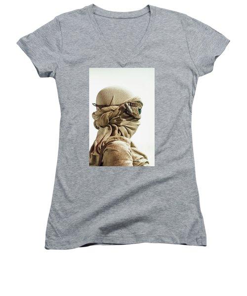 Ray From The Force Awakens Women's V-Neck T-Shirt