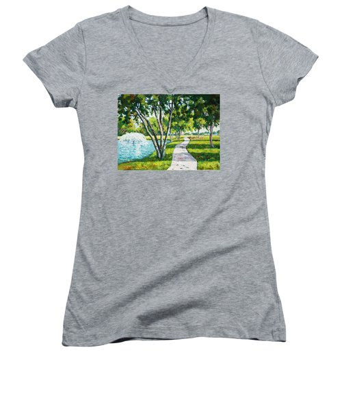 Rcc Golf Course Women's V-Neck