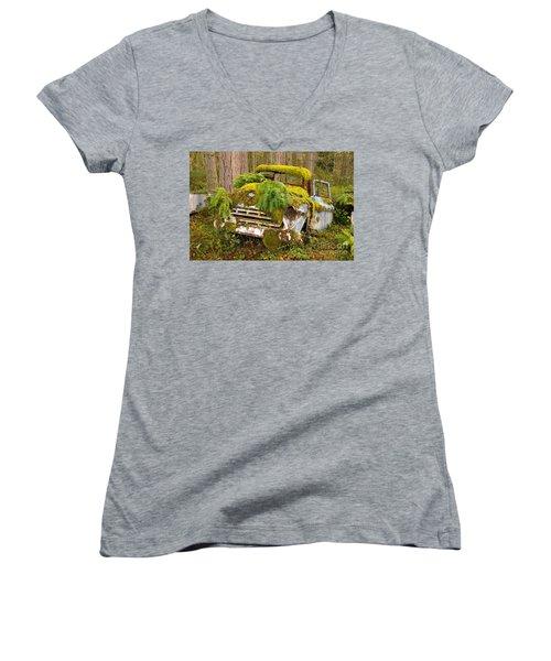 Reclamation Women's V-Neck T-Shirt