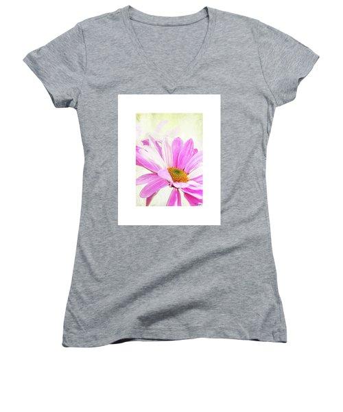 Redeemed Women's V-Neck T-Shirt (Junior Cut)