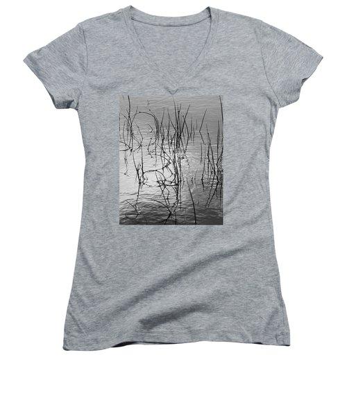 Reeds Women's V-Neck T-Shirt