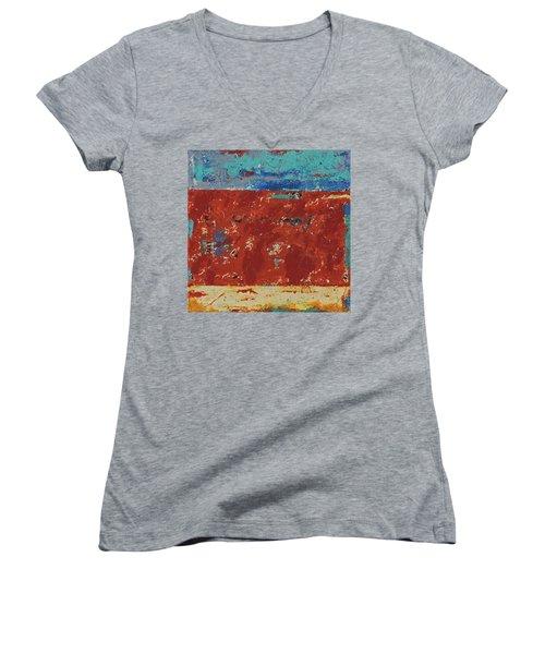 Refresh Women's V-Neck T-Shirt