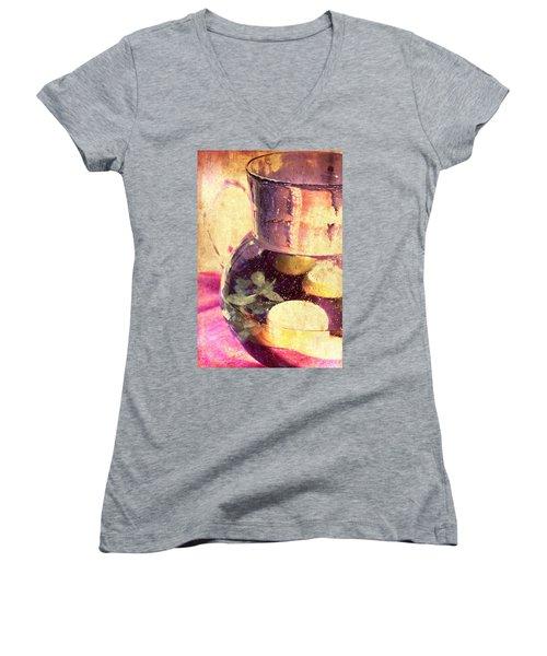 Refreshment Women's V-Neck T-Shirt