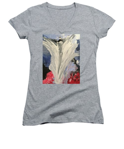 Rejoice Women's V-Neck T-Shirt