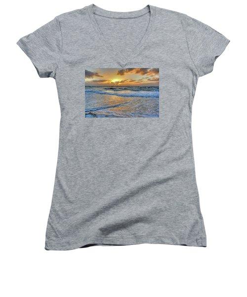 Restless Women's V-Neck T-Shirt