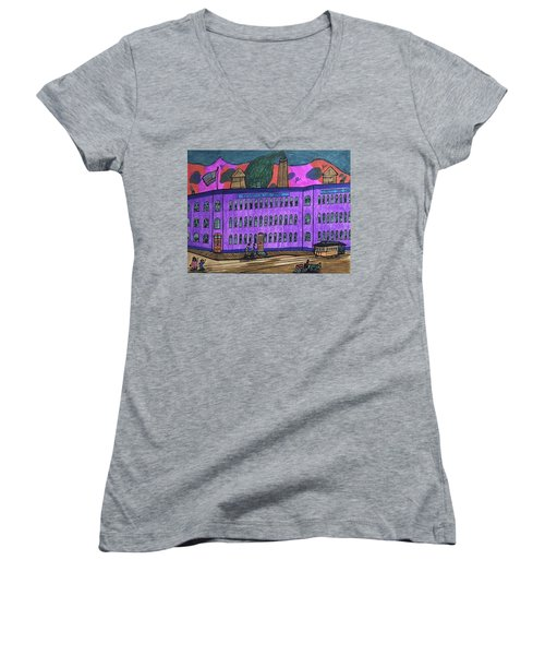 Richardson Shoe Company. Women's V-Neck T-Shirt