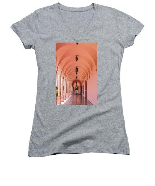 Ringling Museum Fl Women's V-Neck T-Shirt