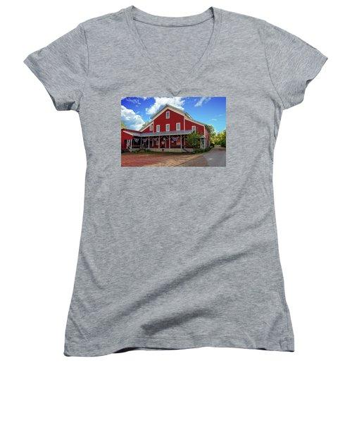 Rising Star Mill Women's V-Neck T-Shirt