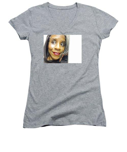 Rita Women's V-Neck T-Shirt