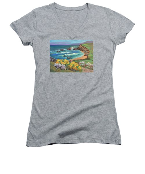 Ritz Carlton At Half Moon Bay Women's V-Neck